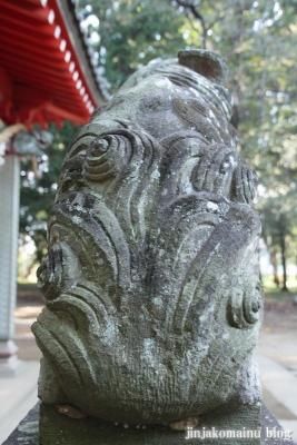 氷川神社(上尾市久保)23