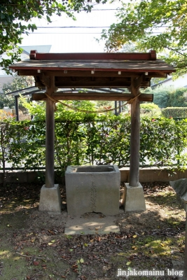 氷川神社(上尾市菅谷)4