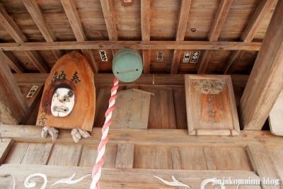 第六天神社(上尾市須ヶ谷)6