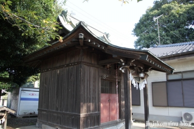 第六天神社(上尾市須ヶ谷)7