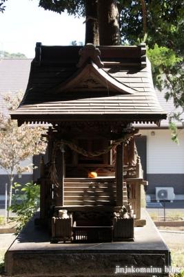 稲荷神社(北足立郡伊奈町小針新宿)5