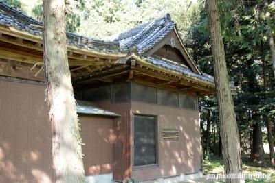 倉田氷川神社(桶川市倉田)13