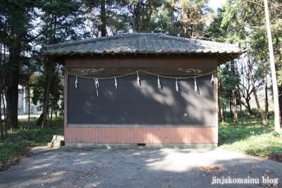 倉田氷川神社(桶川市倉田)15