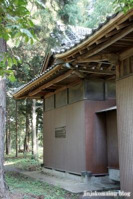 倉田氷川神社(桶川市倉田)10