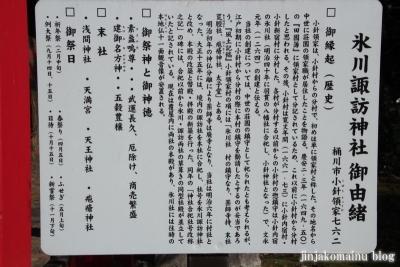 氷川諏訪神社(桶川市小針領家)3