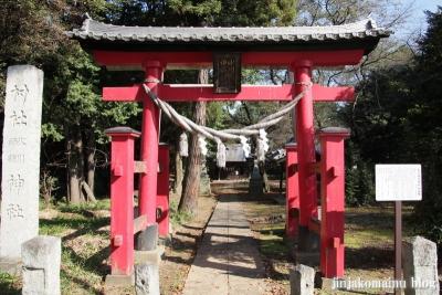 氷川諏訪神社(桶川市小針領家)4