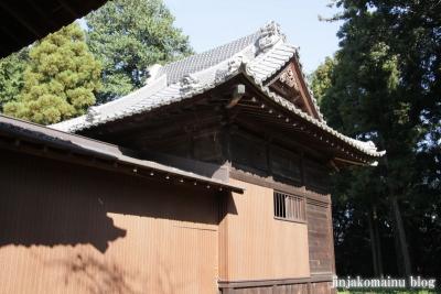氷川諏訪神社(桶川市小針領家)11