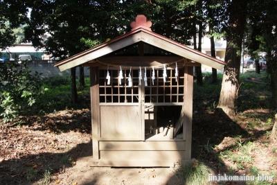 氷川諏訪神社(桶川市小針領家)13