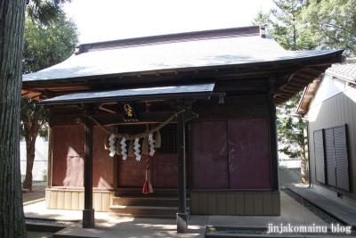 氷川神社(桶川市坂田)14