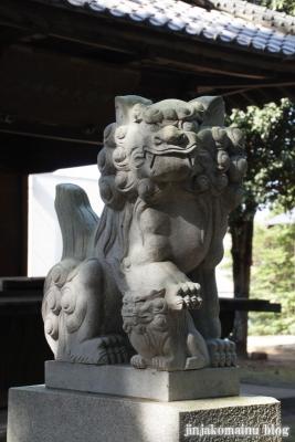 氷川神社(桶川市坂田)10