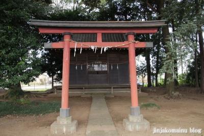 八雲神社(桶川市坂田)2