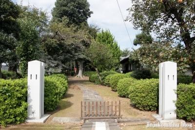 甲子神社(桶川市坂田)1