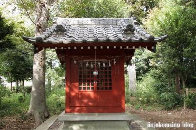 甲子神社(桶川市坂田)6