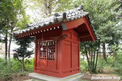 甲子神社(桶川市坂田)7