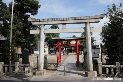 稲荷神社(桶川市寿)1