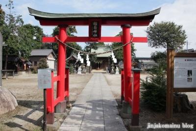 稲荷神社(桶川市寿)4