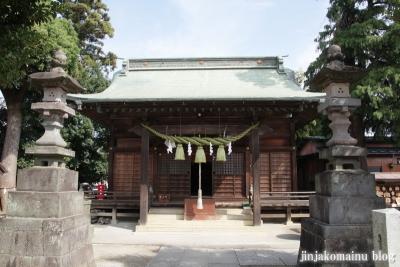稲荷神社(桶川市寿)9