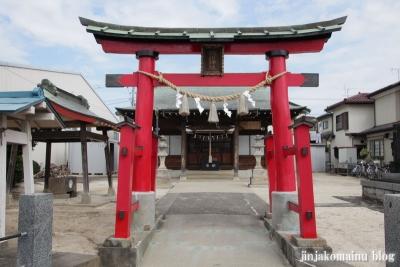 氷川神社(上尾市浅間台)2