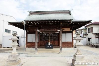 氷川神社(上尾市浅間台)5
