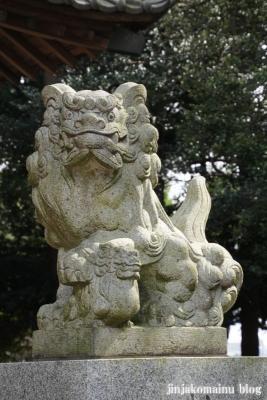 八合神社(上尾市小泉)7