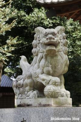 八合神社(上尾市小泉)8