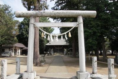 八合神社(上尾市小泉)3