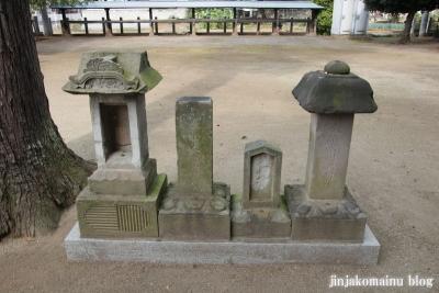 八合神社(上尾市小泉)4