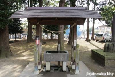 八合神社(上尾市小泉)5