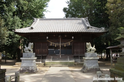 八合神社(上尾市小泉)6