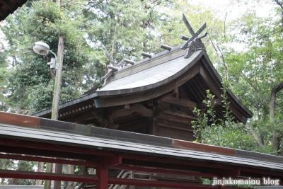 八合神社(上尾市小泉)11