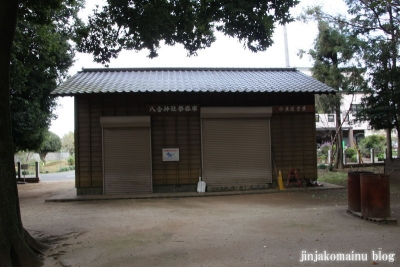 八合神社(上尾市小泉)12