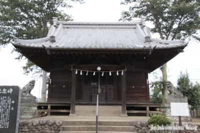 諏訪神社(上尾市畦吉)8
