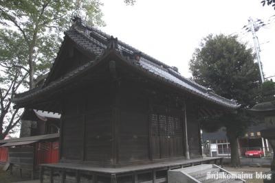 橘神社(上尾市平方)6