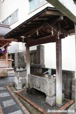 胡桃下稲荷神社(上尾市柏座)4
