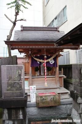 胡桃下稲荷神社(上尾市柏座)7