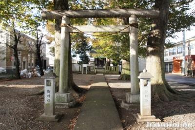 愛宕神社(上尾市愛宕)2