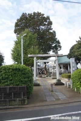 春日神社(上尾市柏座)1
