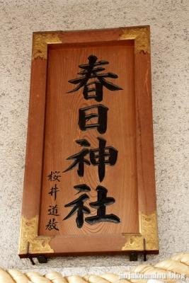 春日神社(上尾市柏座)8
