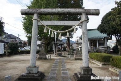 春日神社(上尾市柏座)2