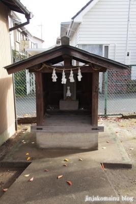 神明社(上尾市向山)11
