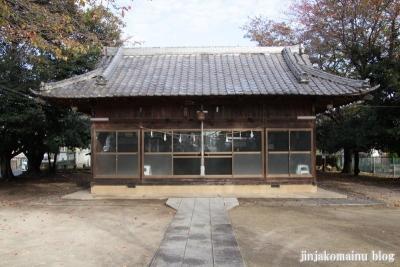 神明社(上尾市向山)7