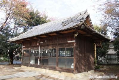 神明社(上尾市向山)8