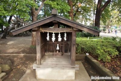 稲荷神社(上尾市向山)8
