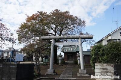 神明社(上尾市川)1