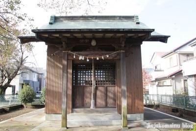 神明社(上尾市川)4