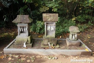 氷川神社(上尾市今泉)14