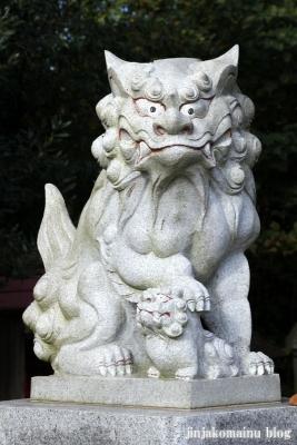 氷川神社(上尾市今泉)7