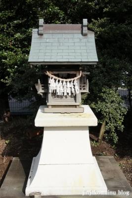 稲荷神社(上尾市今泉)5
