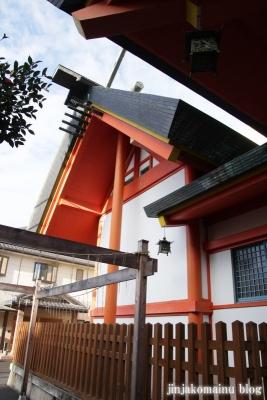 氷川鍬神社(上尾市宮本町)13