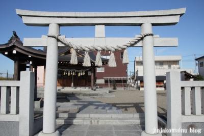 愛宕神社(上尾市壱丁目)2